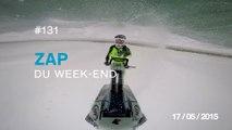 ZAP DU WEEK-END #131 :  Vers l'infini et au-delà ! / Flyte, la lampe qui lévite / Un tank à la poubelle ! /