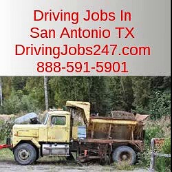 Driving Jobs in San Antonio TX | DrivingJobs247.com | 888-591-5901