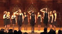 Boogie Woogie Bugle Boy - Radcliffe Pitches
