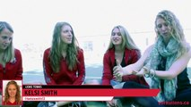 York Lions | Getting to know... Jelena, Sonia, Elizabeth & Kelsi (tennis)