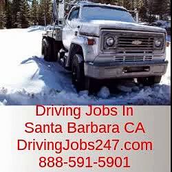 Driving Jobs In Santa Barbara CA | DrivingJobs247.com | 888-591-5901