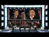 des paroles et des actes : Marine Le Pen refuse de débattre avec Jean-Luc Mélenchon