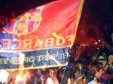 Celebración de la Copa de Europa del Barça en Canaletas 2006