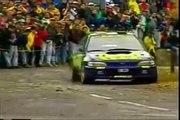 WRC Subaru Impreza STI 555 - with pure sounds