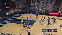 WARRIORS vs GRIZZLIES - Luis Presa(warriors)West conference semifinal PLAYOFFS game 6-part 2 to 8