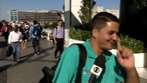 Detetive Sérgio Barros em reportagem TV Globo