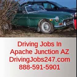 Driving Jobs In Apache Junction AZ | DrivingJobs247.com | 888-591-5901