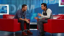 Adam Beach on George Stroumboulopoulos Tonight: INTERVIEW