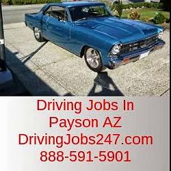 Driving Jobs In Payson AZ   DrivingJobs247.com   888-591-5901