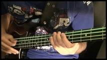 AMAZING BASS STRINGS! Funk Slap Bass solo