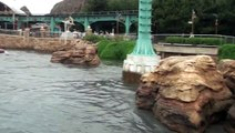 Aquatopia Day Time POV Tokyo DisneySea Japan On-Ride