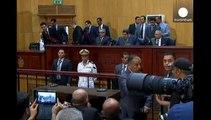 Peine de mort pour l'ex-président égyptien Mohamed Morsi