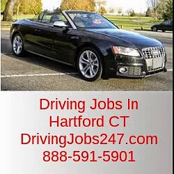 Driving Jobs In Hartford CT | DrivingJobs247.com | 888-591-5901