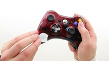 Gears of War 3 Controller Unboxing (Xbox 360)