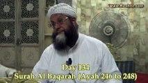 134--Dars e Quran (Masjid e Shuhada) 22-04-2015 Surah Al-Baqarah 112