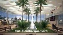 Maroc Tanger : la futur gare train TGV ONCF