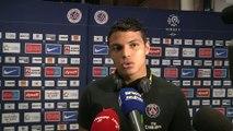 Foot - L1 - PSG : Thiago Silva «Beaucoup de choses positives...!»