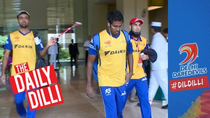 "FINAL GAME DD v RCB: ""We're gunna give it our best shot""  