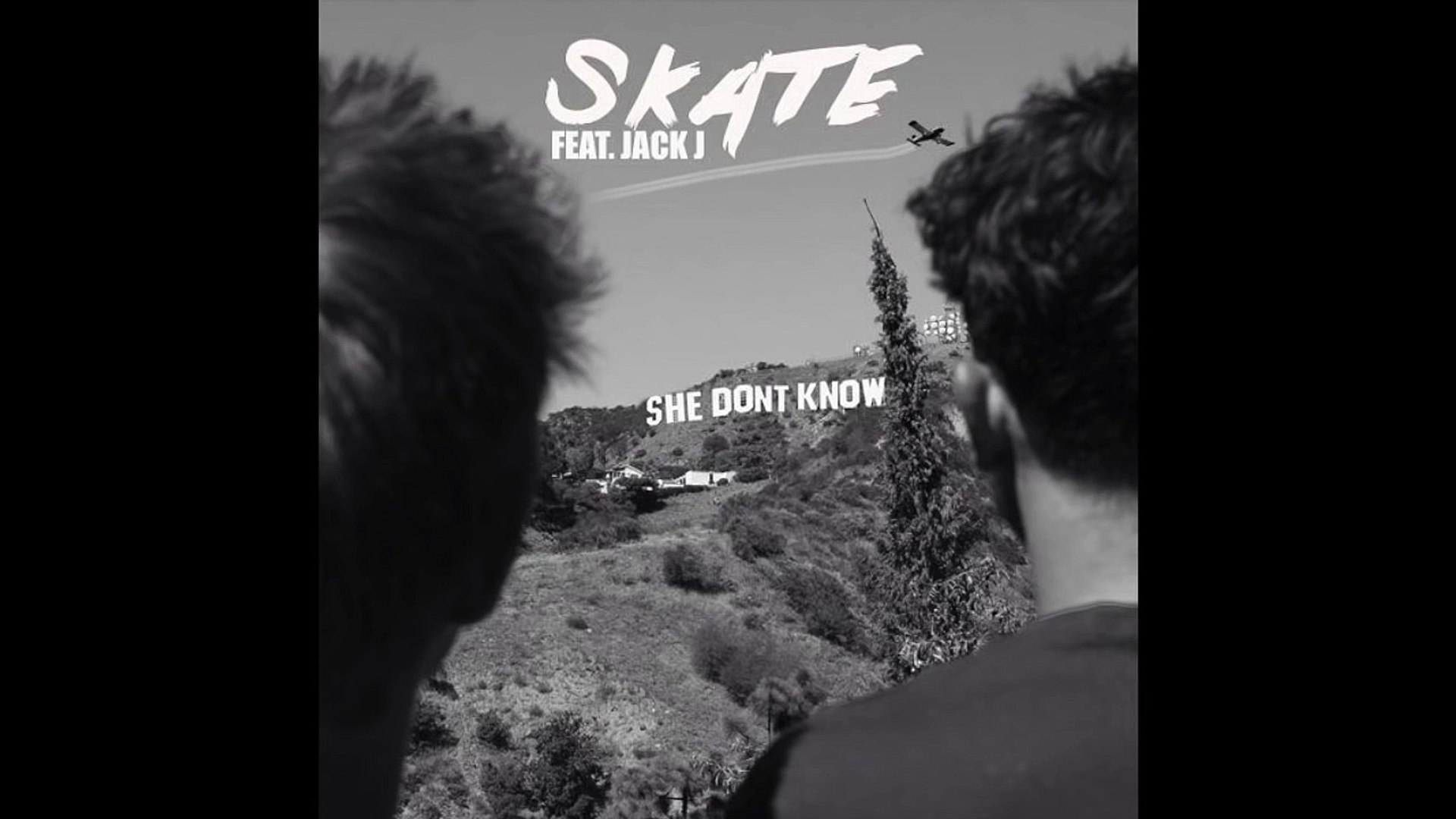 Skate & Jack Johnson (Jack and Jack) - She Don't Know | Audio