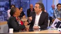 Echange tendu entre Christiane Taubira et Dominique Reynié