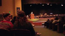 Alleluia, Alleluia! ... Amy Bernon, Notre Dame College Concedrt Choir, Spring 2014