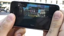 Métro Paris application for the iPhone with Augmented Reality