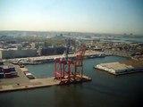 vol en Hélico à New York vu au dessus du port