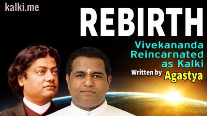 Vivekananda Reincarnated as Kalki - Lord Shiva (2m 47s)