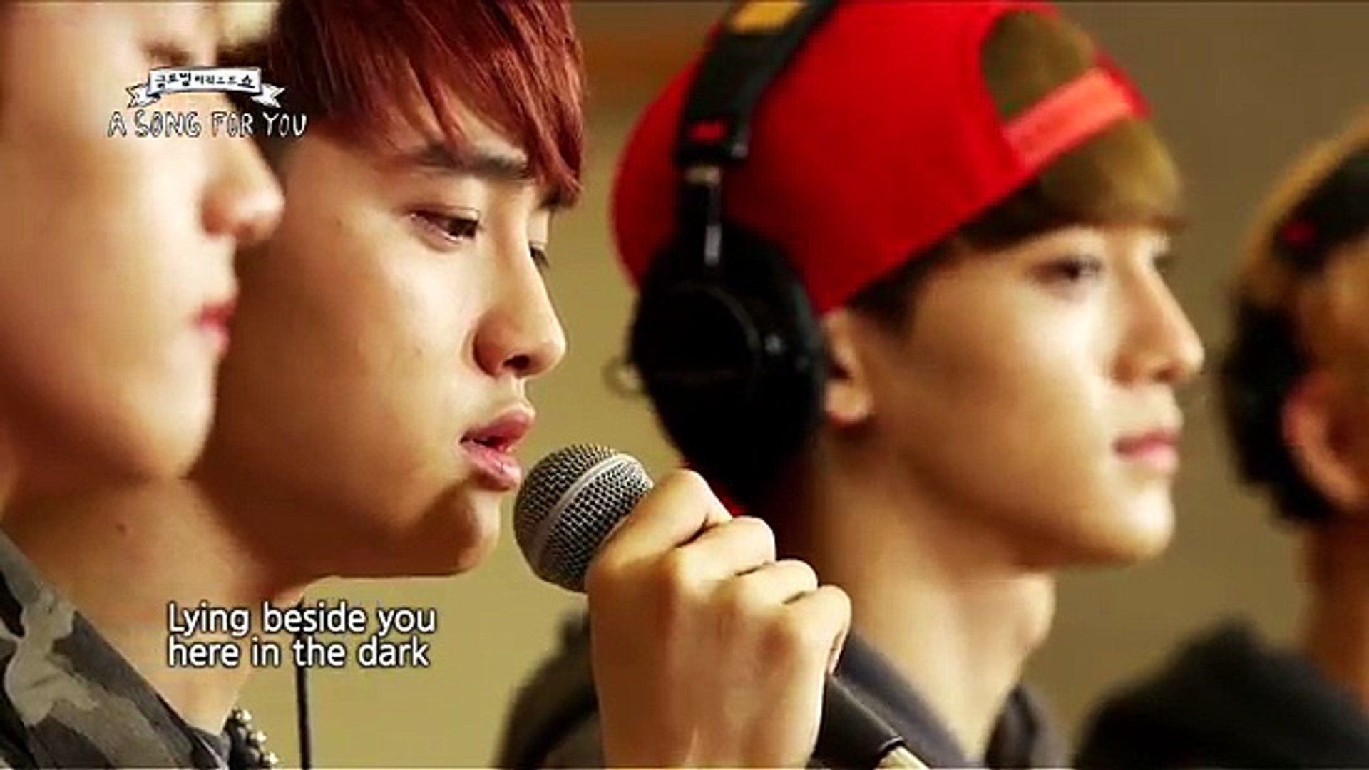 Global Request Show - A Song For You - Open Arms by EXO (2013.08.23)