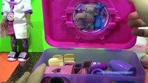 DOC MCSTUFFINS Disney Junior Doc's Travel Doctor Kit Playset Disney Doc McStuffins Toy