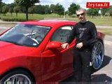 """Mercedes Benz CL500 on 24"""" and 30"""" inch rims all lowerd extreme tuning in Lithuania"""