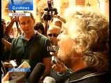 EuroNews - IT - Intervista - La bufera-Grillo
