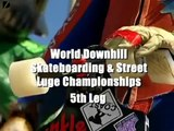 Extreme Downhill Street Luge