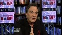 Oliver Stone on the Untold U.S. History from Atomic Age, Vietnam to Obama's Drone War 1 of 2