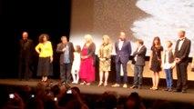 """Jaco Van Dormael à Cannes pour son film """"Le tout nouveau testament"""""""