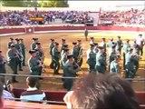 Circo autóctono en plaza de toros de España - Spain's autochthonous circus in the plaza of toros