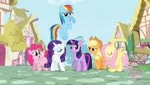 My Little Pony FIM: Un misterio en el tren de la amistad    02x24