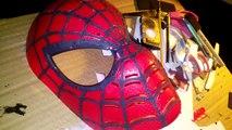 Spider-Man & Black Cat Cosplay DIY Costume Symbiote
