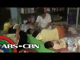 Families in Cavite coastal areas flee 'Ruby'