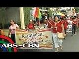 Pinoy LGBTs may panawagan kay Pope Francis