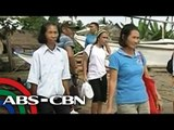 Bicol residents brought to safer ground