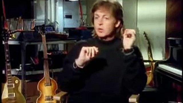John meets Paul, he brings George