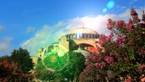Greek Orthodox chant Hagia Sophia an Orthodox cathedral once more
