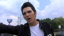Cody Slaughter on doing the 'Last Chance' at Hardrock Cafe Elvis Week 2010