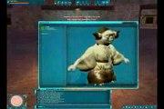 Playing Yoda in SWG (test)