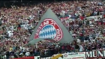 UCL Final 1999 - Manchester United vs Bayern Munich part 1of2