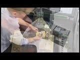 Intelligent ATM Machines: NCR Intelligent Cash Deposit Video