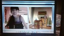 Emmas Chatroom - Kussszene von Emma und Josh