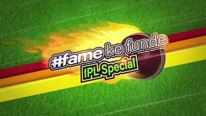 #fame Cricket - IPL 2015 Special - 5 Friends To Watch The Match With - #fame