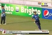 Nauman Anwar of Stallions,  80 runs batting Highlights Sialkot Stallions v Karachi Dolphins at Faisalabad, May 17, 2015
